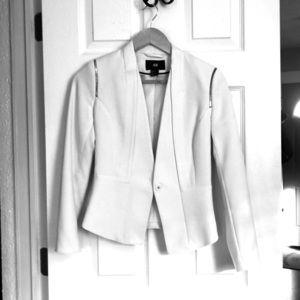 Cream colored blazer
